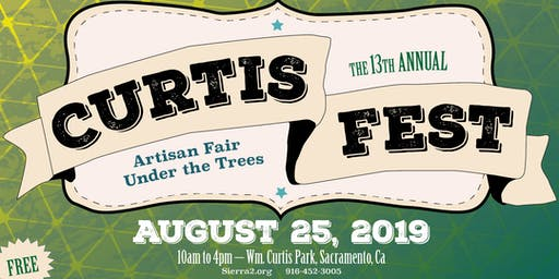 Curtis Fest Artisan Fair 2019
