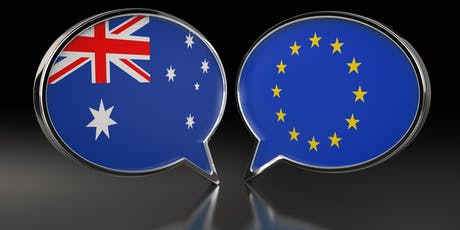 Q and A Panel on Australia's future engagement with the European Union tickets