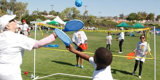 2019 South County Intergenerational Games