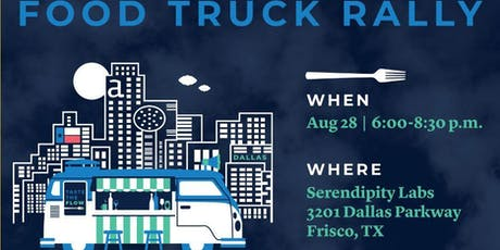 2nd Annual Dallas Sales Food Truck Rally tickets