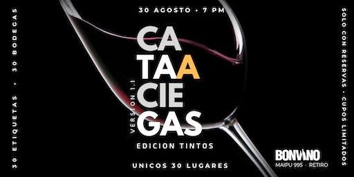 CATA A CIEGAS Versión 1.1 - Edición Tintos