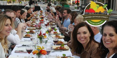 Dinner on Main Street -  A Harvest Celebration