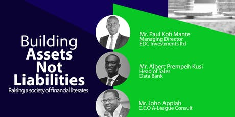 Financial Education & Investment Seminar, Accra Edition tickets
