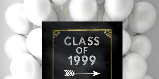 Croesyceiliog Comprehensive School 20 Year Reunion - Class of 1999