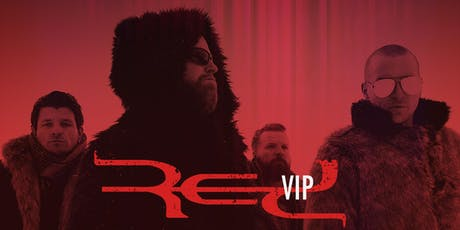 RED - VIP EXPERIENCE - San Antonio, TX tickets