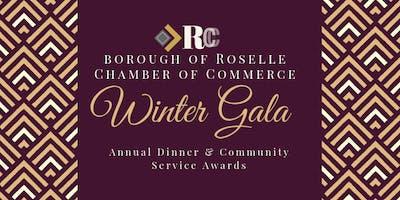 2019 Roselle NJ Chamber of Commerce Winter Gala & Community Service Awards Dinner