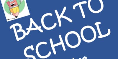 NSBE-BMAC 2nd Annual Back to School Drive