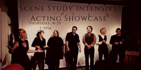 Scene Study Intensive Acting Showcase tickets