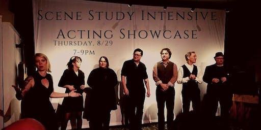 Scene Study Intensive Acting Showcase