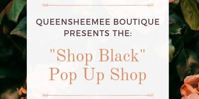 The Shop Black Pop Up Shop