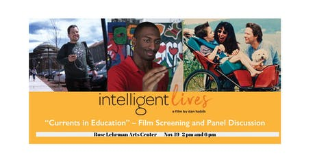 Intelligent Lives  - a film by Dan Habib tickets
