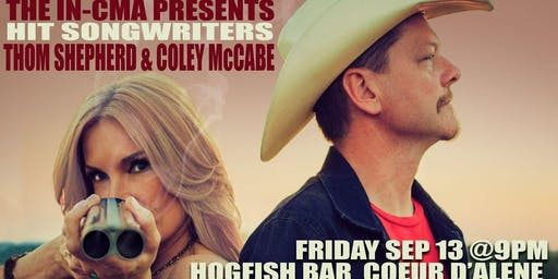 Thom Shepherd & Coley McCabe at the Hogfish
