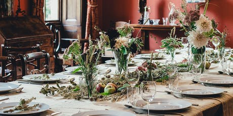 Tablescaping for Festivity and Family tickets