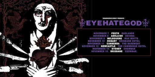 EYEHATEGOD - Newcastle