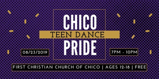 Chico Pride: Teen Dance