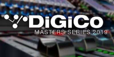 DiGiCo Masters Series Los Angeles Area