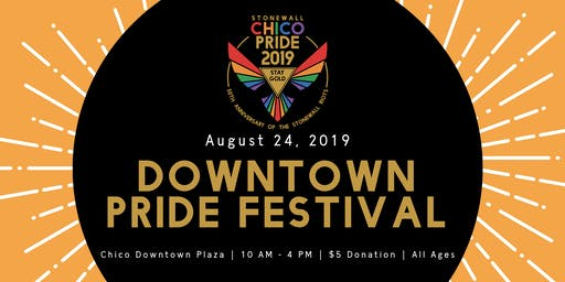 Chico Pride: Downtown Festival