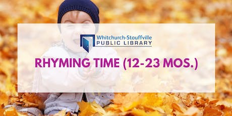 Rhyming Time (12-23 mos) tickets