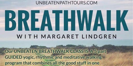 YOGIC BREATHWALK CLASS