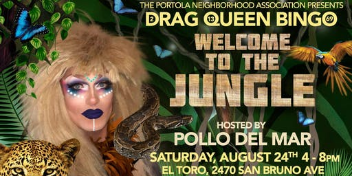 Drag Queen Bingo: Welcome to the Jungle