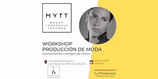 MYTT - PRODUCCION DE MODA