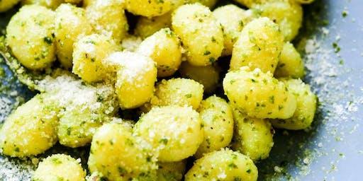 Cooking Class & Wine Tasting-Gnocchi