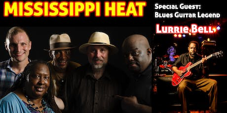 Mississippi Heat with Special Guest Lurrie Bell tickets