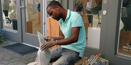 Live Stone Sculpting Demonstrations with Rufaro Ngoma at Ukama Gallery tickets