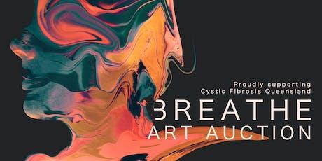 Breathe Art Auction tickets