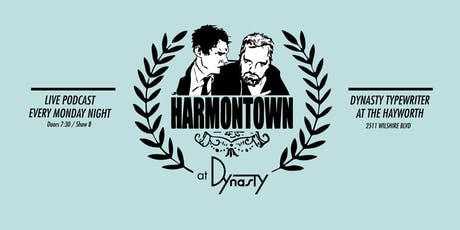 Harmontown tickets