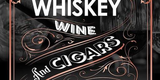 Whiskey, Wine & Cigars