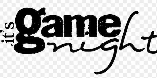 GAME NIGHT!!!!