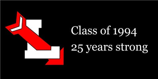 Lowell High School - Class of 1994 - 25th Reunion (Michigan)