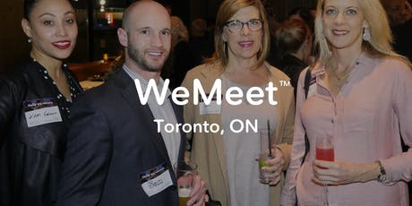 WeMeet Toronto Networking & Happy Hour tickets