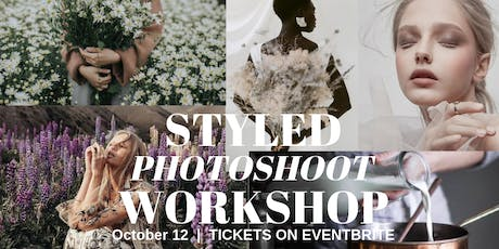 OCTOBER STYLED PHOTO WORKSHOP tickets