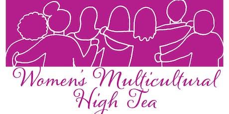 Women's Multicultural High Tea tickets