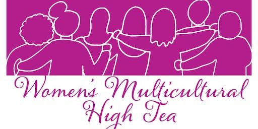 Women's Multicultural High Tea