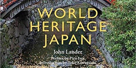 Book Launch, World Heritage Japan, Kinokuniya San Francisco tickets