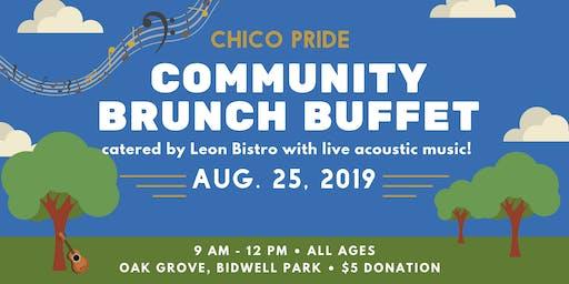 Chico Pride: Community Brunch