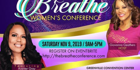 The Breathe Women's Conference tickets