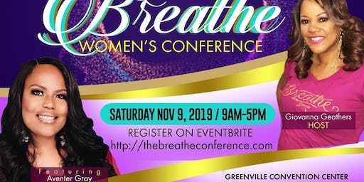 The Breathe Women's Conference