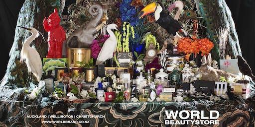 WORLD Fine Fragrance Workshop