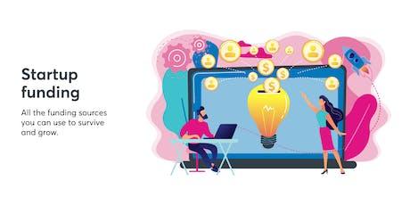 Startup Funding Workshop [Hub SC 05Sept] tickets