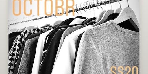 Octobr Spring/Summer 2020 Fashion Show