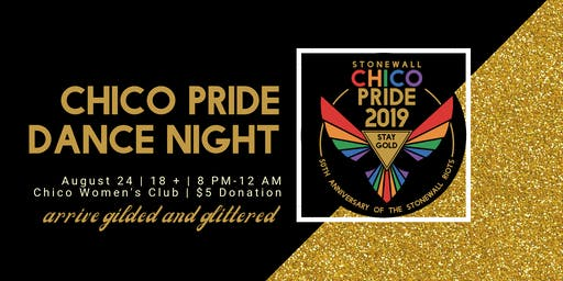 Chico Pride: Dance Night