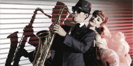 Blues & Burlesque tickets