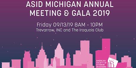 2019 ASID Michigan Annual Trade Show, Meeting & Gala tickets