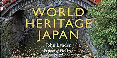 Book Launch: World Heritage Japan, Capital Books Sacramento tickets