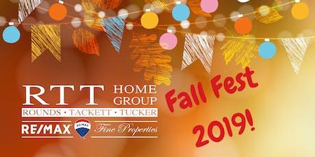 RTT Home Group Fall Fest 2019! tickets