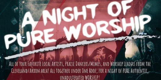 A Night of Pure Worship Benefit Concert